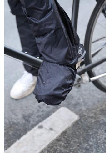 Pantalon de pluie vélo Nano avec couvre-chaussures extractibles - Tucano Urbano