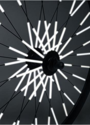 Réflecteurs rayons - Rainette