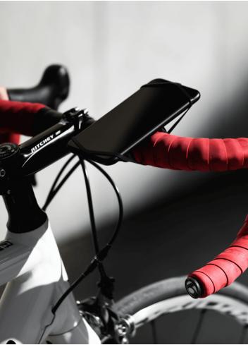 Attache téléphone vélo universelle - Finn