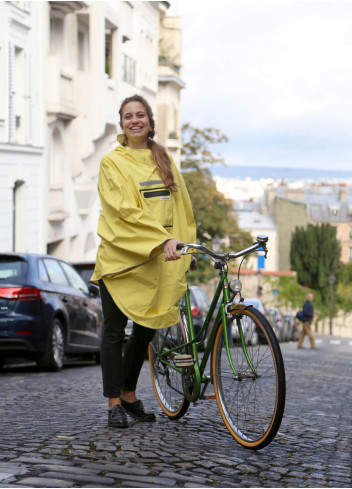 Poncho vélo urbain - The People's Poncho