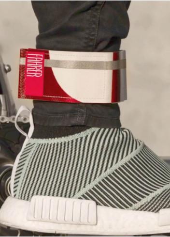 Pince-pantalon en toile de camion recyclée - Fahrer Berlin