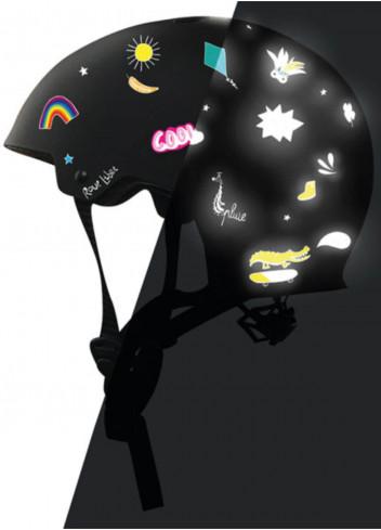 Stickers réfléchissants - Rainette