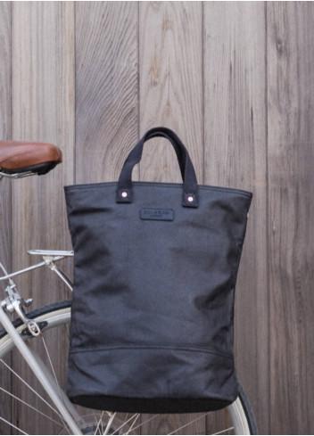 Sacoche en toile convertible porte-bagages - Hill & Ellis