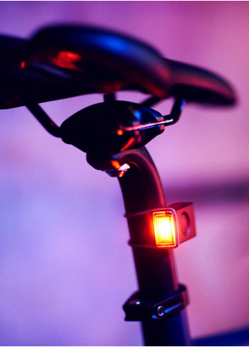 Lampe Block arrière - Bookman