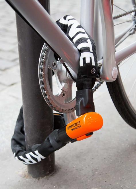 Chaîne antivol vélo 90 cm Evolution série 4 - Kryptonite