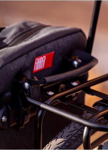 Porte-bagages avant - Fahrer