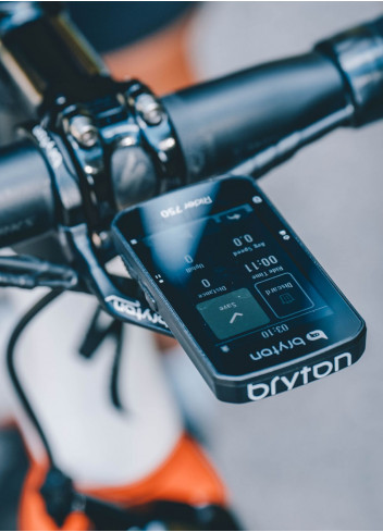 Compteur GPS Rider 750 - Bryton