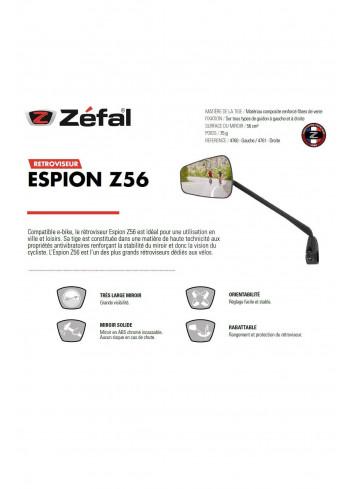 Rétroviseur Espion Z56 - Zéfal