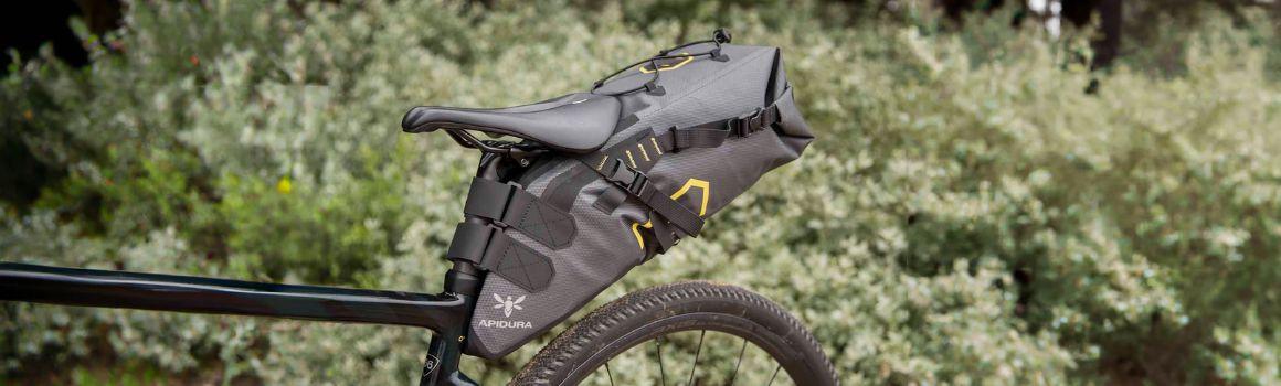 Sacoches de voyages à vélo et de Bikepacking | JE SUIS À VÉLO