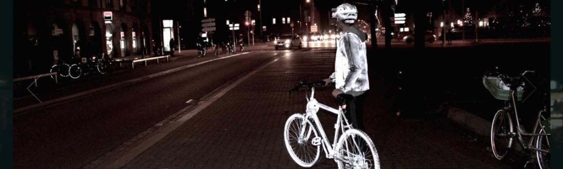 Accessoire réfléchissants vélo | JE SUIS À VÉLO