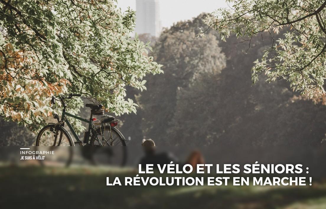 Les séniors à vélo : la révolution est en marche !